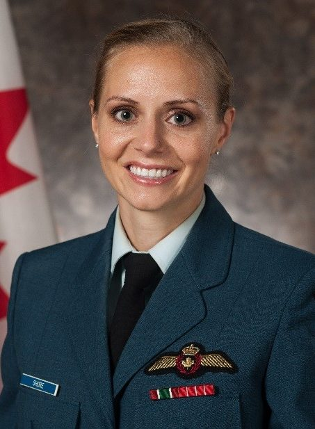Major Alexia Hannam Profile Image
