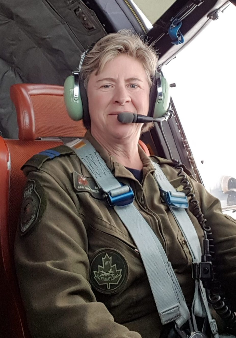 Capt Mary Cameron-Kelly Profile Image